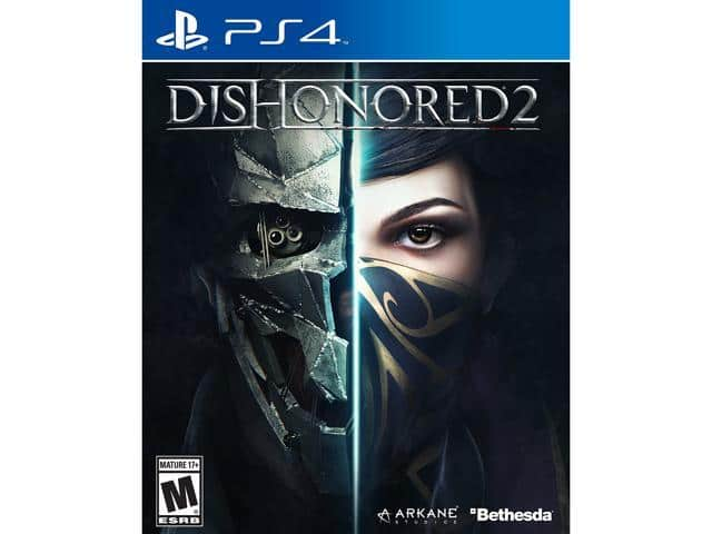 Dishonored 2 or Doom $15AC