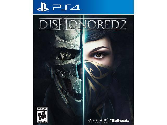 Dishonored 2 $15AC @Newegg Titanfall 2 PS4  $7.49AC; Elder Scrolls: Morrowind $20AC; Street Fighter V PS4 $15AC@Newegg Overwatch GOTY $28AC;
