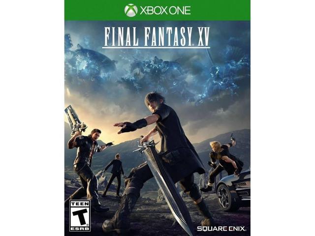 Final Fantasy XV - XBox One $15AC @Newegg