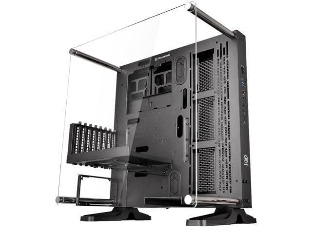 Thermaltake Core P3 SE Black ATX Open Frame Panoramic Viewing Tt LCS Gaming Case $55AR@Newegg