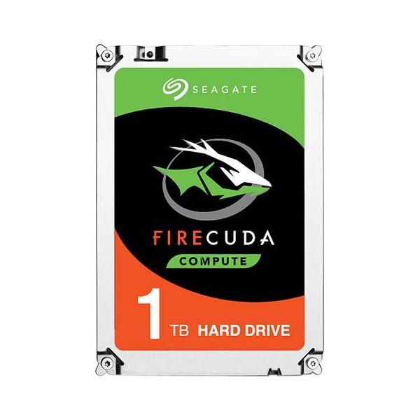 """1TB Seagate FireCuda Gaming SSHD 2.5"""" Hybrid Hard Drive $58AC @Newegg 3TB Seagate Barracuda 3.5"""" 75A; 60GB Patriot Flare SSD $30"""