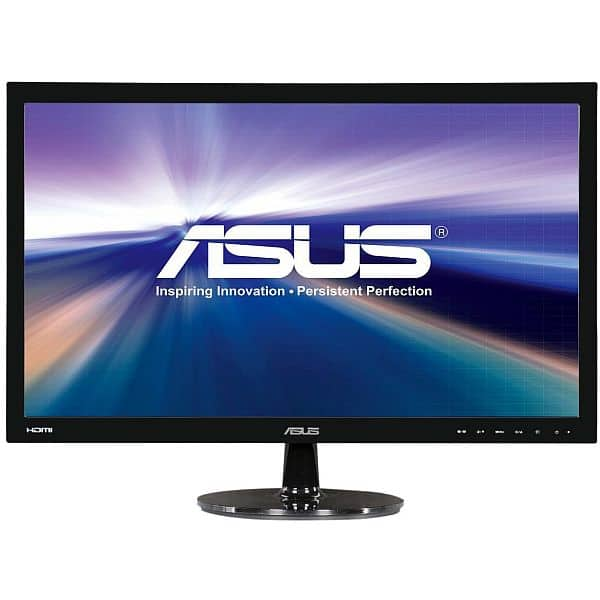 "ASUS VS Series VS247H-P Black 23.6"" 2ms LED Monitor $76AR@Newegg"