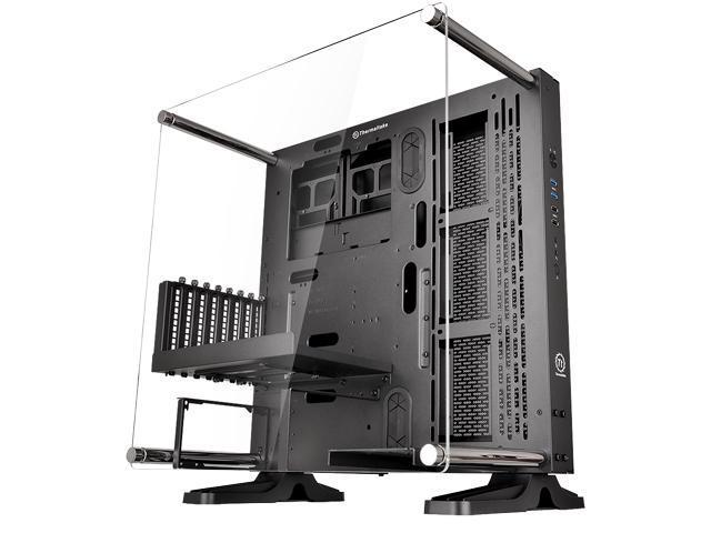 Thermaltake Core P3 SE Black ATX Open Frame Panoramic Viewing Tt LCS Gaming Case $55AR@Newegg