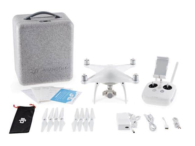 DJI Phantom 4 Quadcopter Drone $759@Newegg
