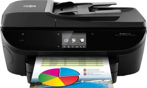 HP - ENVY 7643 Wireless All-In-One Instant Ink Ready Printer $50 @BestBuy