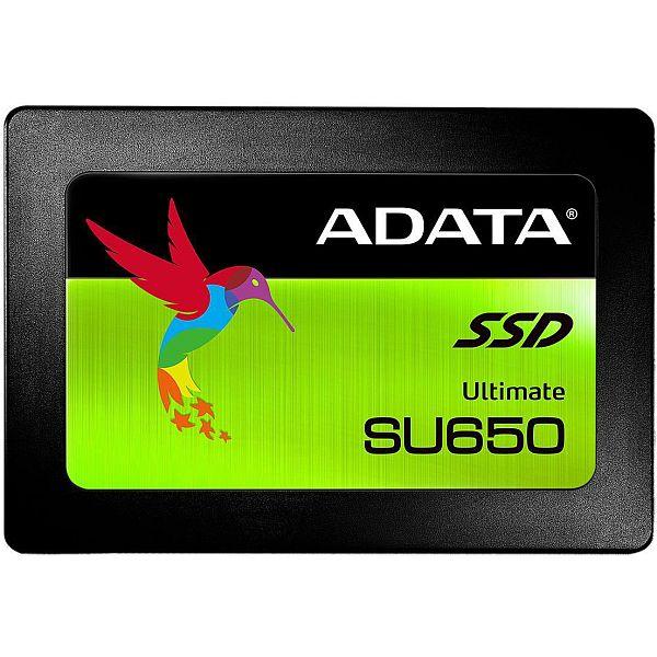 """240GB ADATA Ultimate SU650 2.5""""  3D NAND $64.50AC@Newegg"""