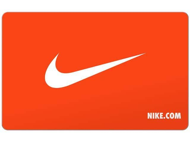 $50 Nike Gift Card (digital delivery + $10GC)  $50@Newegg