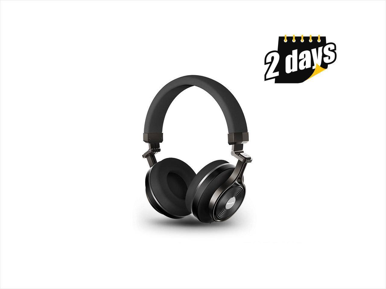 Bluedio T3+/T3 Plus Bluetooth 4.1 Headphones w/Mic $36@NF
