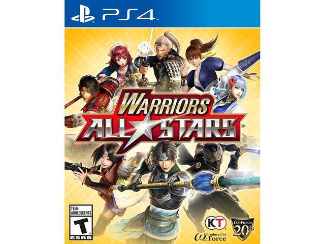 Warriors All-Stars - PlayStation 4 $15AC@Newegg