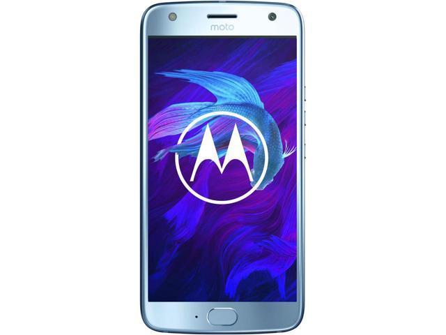 "32GB Motorola Moto X4 unlocked 5.2"" Nimbus, Smartphone (+Pulse Escape BT Headphones) $310AC@Newegg"
