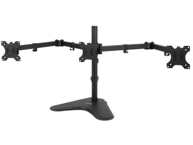 VIVO Triple Monitor Mount Articulating Monitor Stand $39.50 @Newegg