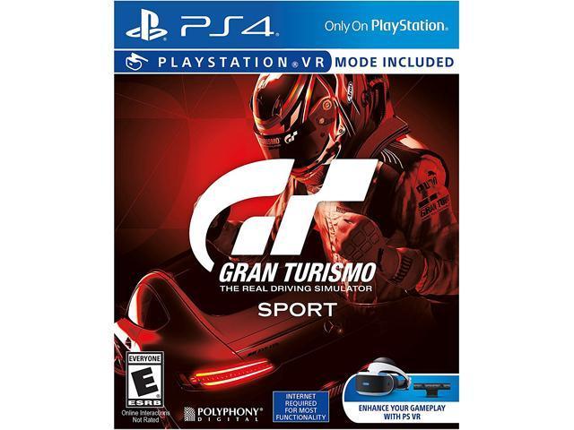 Gran Turismo Sport PS4 $30AC @NewEgg