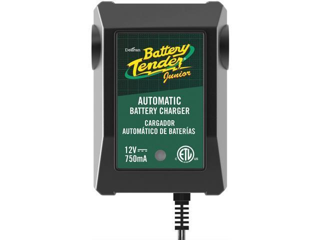 Battery Tender Jr. 12V 0.75 Amp High Efficiency Battery Charger $22AC @Newegg