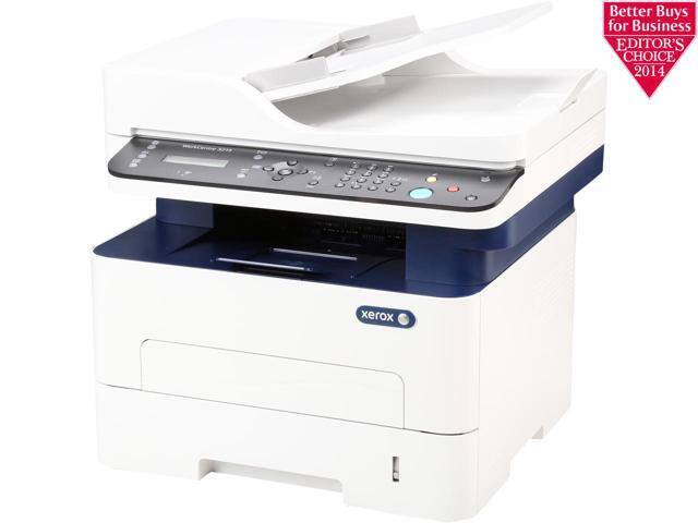 Xerox WorkCentre 3215/NI Monochrome Wireless Multifunction Laser Printer $90AC@Newegg