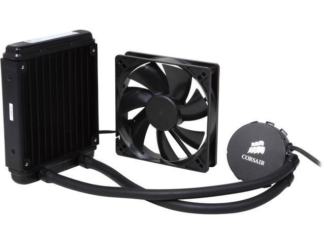 CORSAIR Hydro Series H55 Quiet Edition Water / Liquid CPU Cooler. 120mm *RFB* $40@Newegg