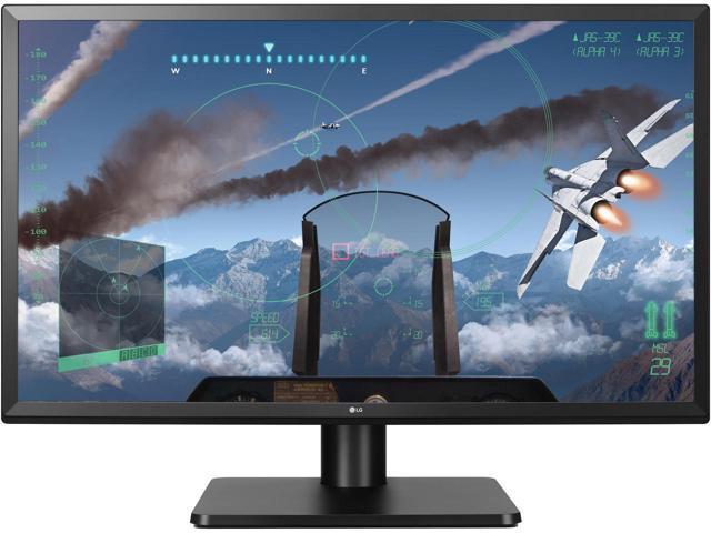 "LG 27UD58-P Black 27"" IPS ,4K UHD Monitor $300AC @Newegg"