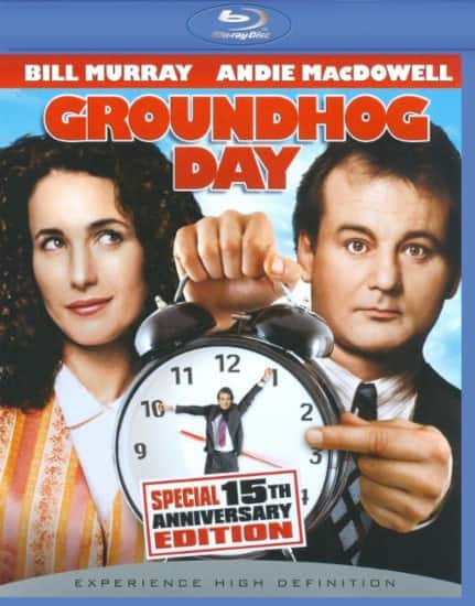 Groundhog Day [WS] [Blu-ray] [1993] $5@BestBuy - Ymmv