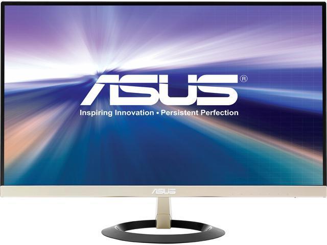 """27"""" Asus VZ279H Frameless FHD 5ms (GTG) IPS LED Monitor $150AR @Newegg"""