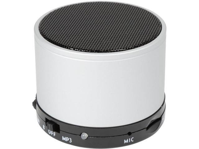 Krazilla KZS-1001 Bluetooth Portable Speakers (Silver) *RFB* $1AR @NF