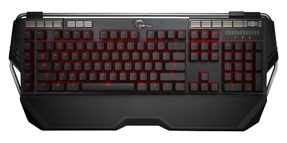 G.Skill Ripjaws KM780R Mechanical Keyboard Cherry MX Brown $65@NF