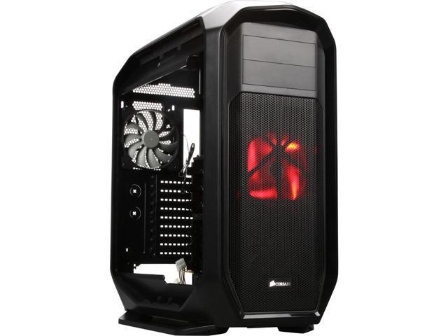Corsair Graphite Series 780T (CC-9011063-WW) Black Steel ATX Full Tower Gaming Case $135AR @Newegg