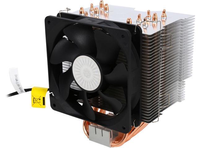 Cooler Master Hyper 612 Ver.2 - Silent CPU Air Cooler $25AR@Newegg