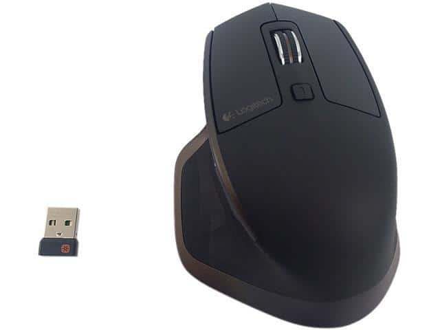 Logitech MX Master Wireless Mouse *RFB* $40@NF