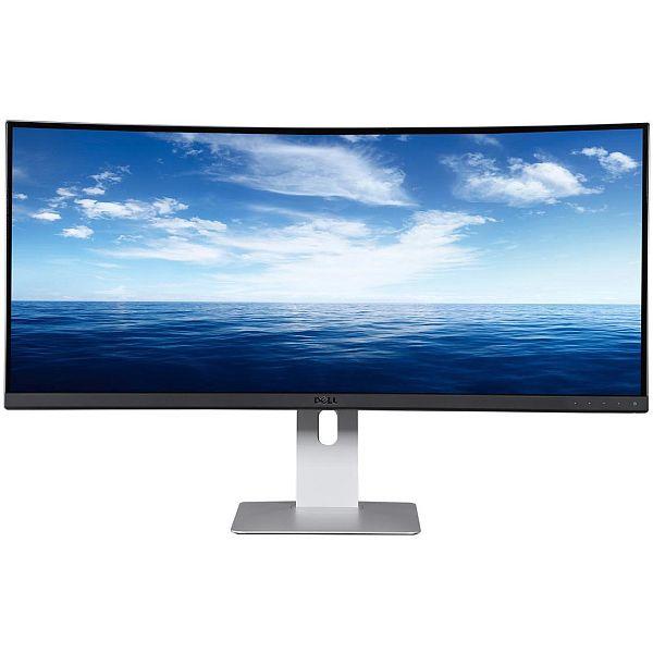 """Dell U3415W Black 34"""" Curved LED Backlight IPS Monitor, 3440 x 1440 $500AR@Newegg"""