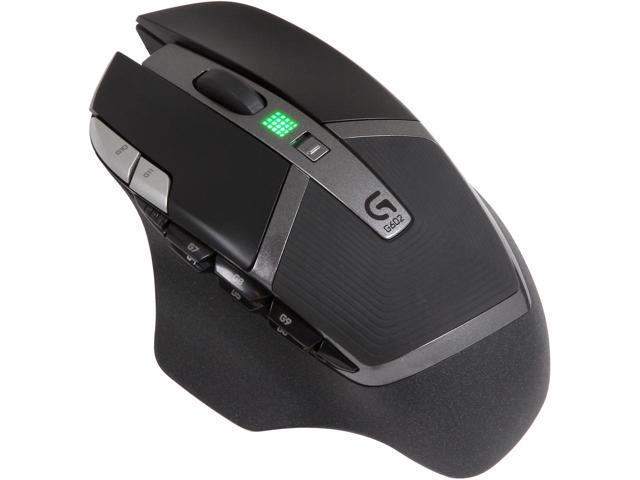 Logitech G602 910-003820 Black 11-Button Wireless Gaming Mouse $30AC @Newegg