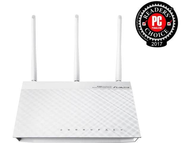 ASUS RT-N66W Dual-Band Wireless-N900 Gigabit Router (Open Box) $31AC@Newegg RP-AC56 AC1200 Repeater *OB* $32AC and more