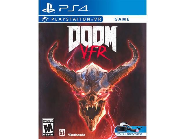 Doom VFR (PS4 VR) $15AC w/FS @Newegg