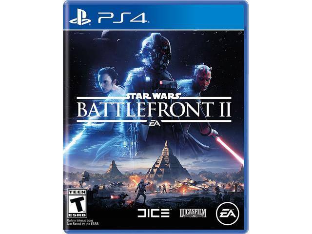 Star Wars Battlefront II PS4 $30@NF