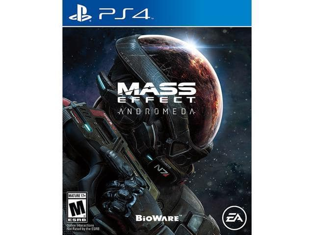 Mass Effect: Andromeda PS4 or XBox One $10@NF