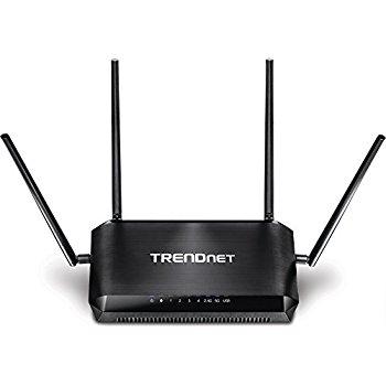 TRENDnet TEW-827DRU AC2600 Dual Band StreamBoost MU-MIMO Router $85@Amazon