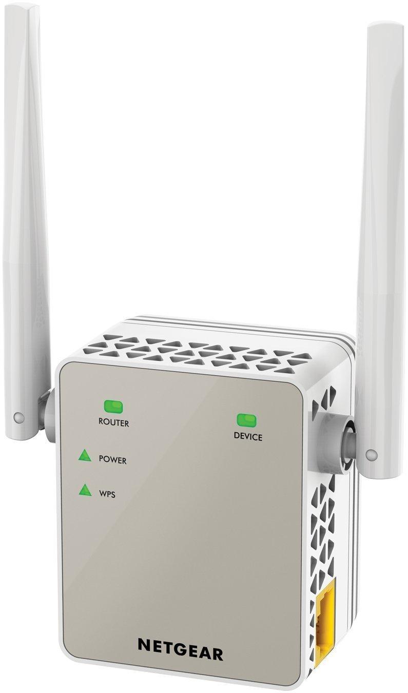 NETGEAR AC1200 WiFi Range Extender - Essentials Edition (EX6120-100NAS) $30AC @Amazon