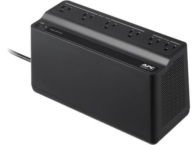 APC 425VA 6-Outlet Back-UPS Battery Backup $36AC @Newegg