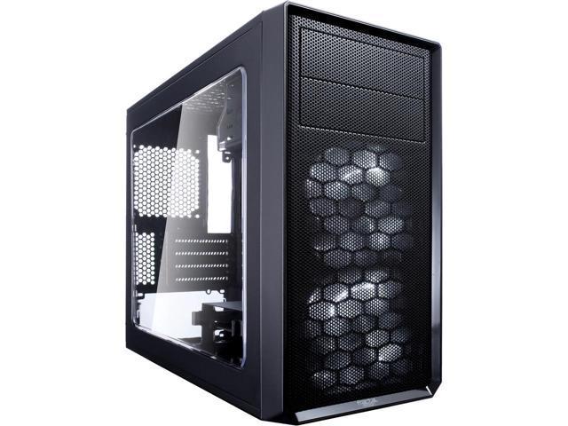 Fractal Design Focus G Mini mATX Mid Tower Computer Case $45 @Newegg