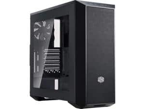 Cooler Master MasterBox 5 Black | Black & White Mid-tower E-ATX Case $45AR@Newegg