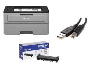 USB Cable for Brother HL-L2350DW