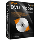 WinX DVD Ripper Platinum 8.7 Free License @BitsDuJour