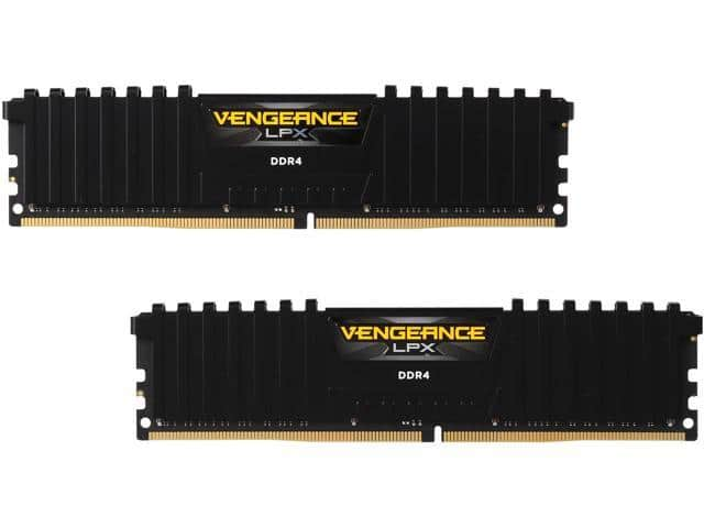 16GB (2x 8) CORSAIR Vengeance LPX DDR4 3000 CL15 Desktop RAM $180AC@Newegg