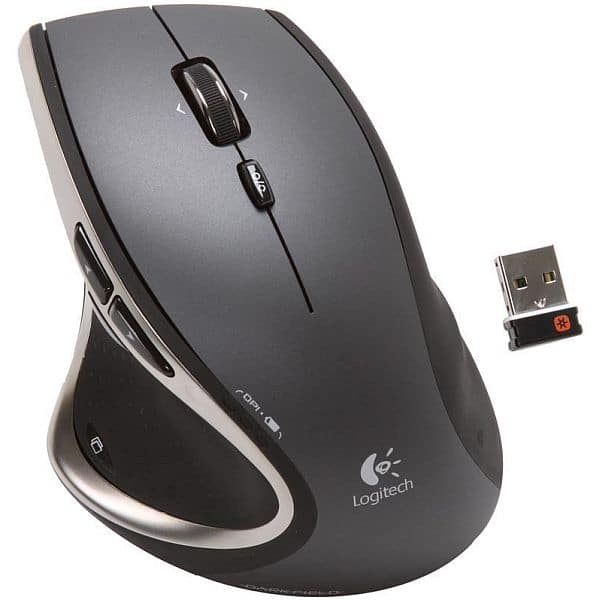 Logitech Performance MX Wireless Mouse $40AC@Newegg