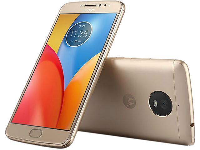 32GB Motorola Moto E4 Plus Smartphone $130 AR@Newegg