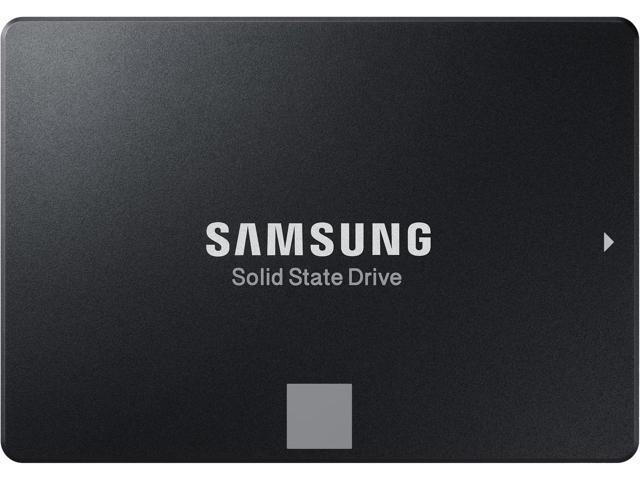 "500GB SAMSUNG 860 EVO Series 2.5"" 500GB V-NAND SSD $135AC @Newegg"