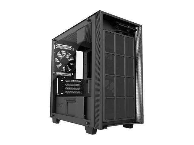 NZXT H400i Micro ATX Tower Chassis Tempered Glass Case Matte Black $87AR@Newegg 4/5 only