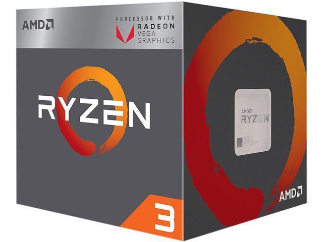 AMD Ryzen 3 2200G Processor $95AC@Newegg