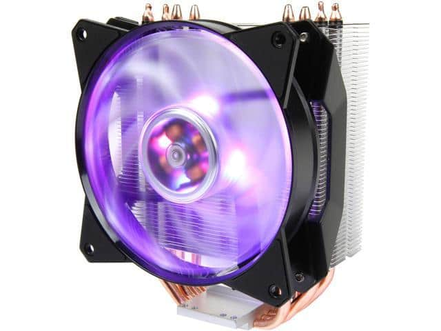 Cooler Master MA410P RGB MasterAir CPU Cooler $25AR@Newegg