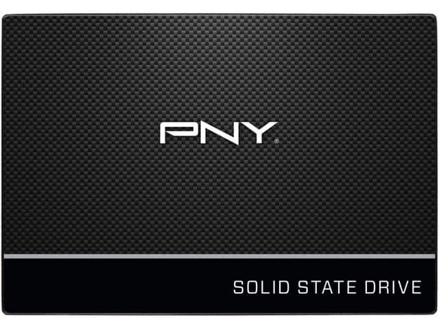 240GB PNY CS900 3D NAND SSD $55 AC @Newegg