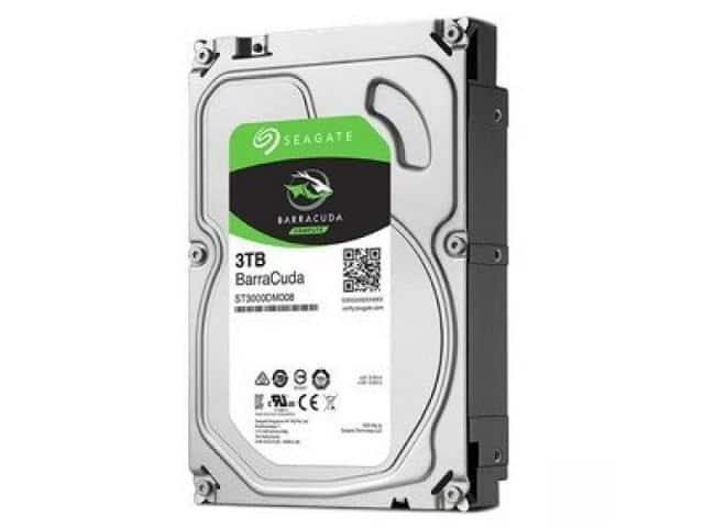 3TB Seagate BarraCuda ST3000DM007 Hard Drive $70 AC@Newegg