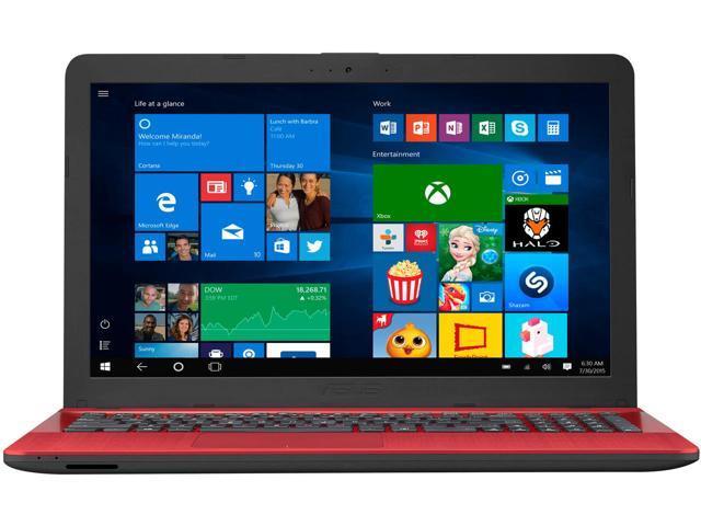 "ASUS VivoBook X541UA 15.6"" HD Touch Laptop, Intel  i5-7200U Processor 2.5 GHz, 8 GB DDR4 1TB HDD Win10 (+ $20 GC) $449"